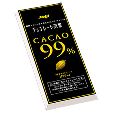 Cacao Content 99 Ultimate Board Chocolate Effect