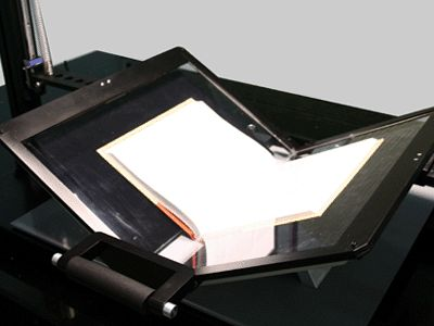 Scanner Bookdrive Diy Which Can Scan Books For 1000 Pages