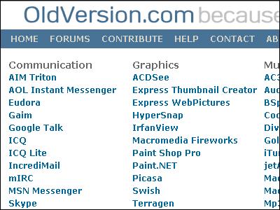 OldVersion com