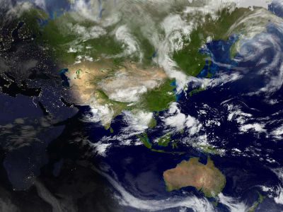 World Sunlight Map To Understand Where The Sun Is Hitting The - World sunlight map