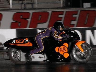 世界一速い電気バイク(GIGAZINE)