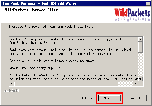 wildpackets drivers
