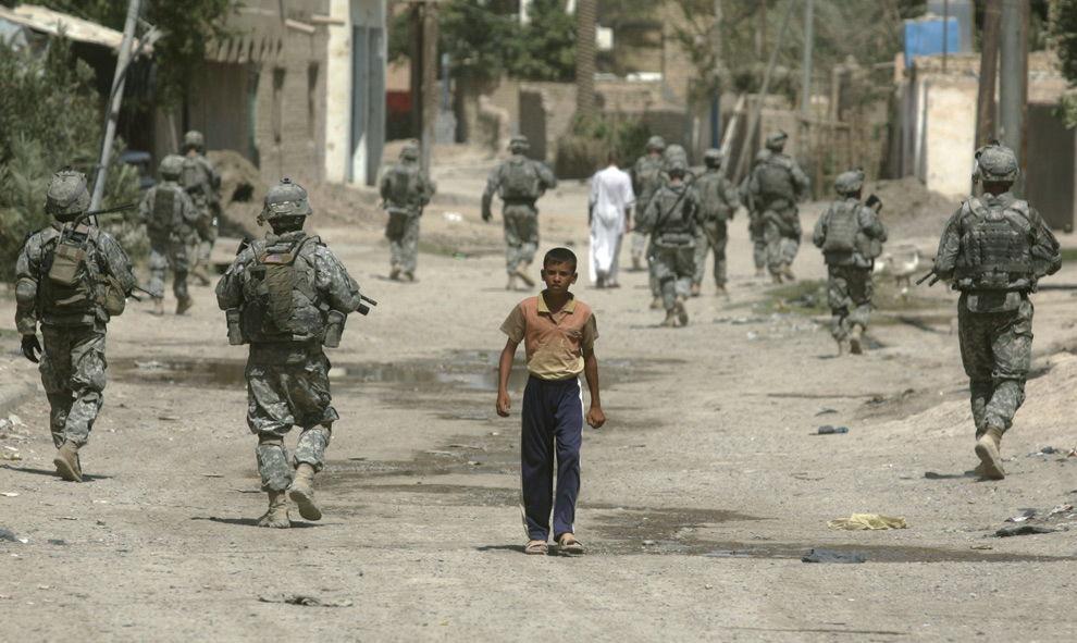 戦争 イラク イラク戦争開戦から15年「希望なんかどこにもない」―続く苦難、見放された避難民たち(志葉玲)