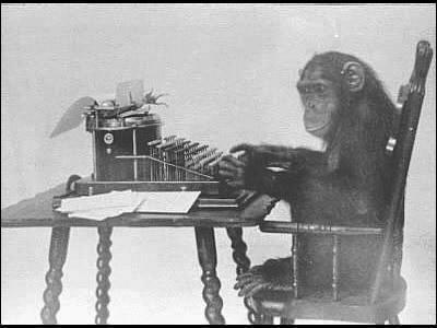 無限 の 猿 定理