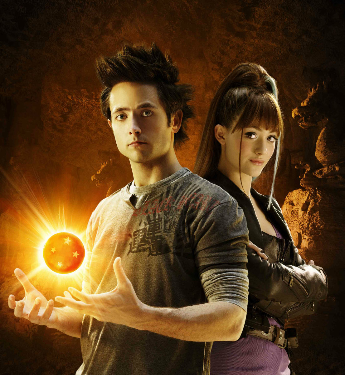 Dragonball Evolution Goku Cute, but defin...