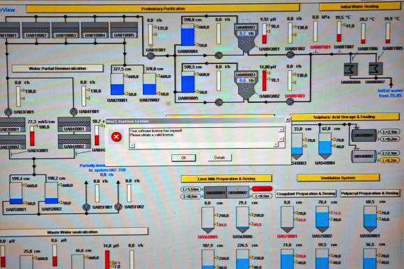 Schema Elettrico Smart 450 : マイクロソフトのwindowsでシステムを制御しているイランの原子力発電所でエラーが発生 gigazine