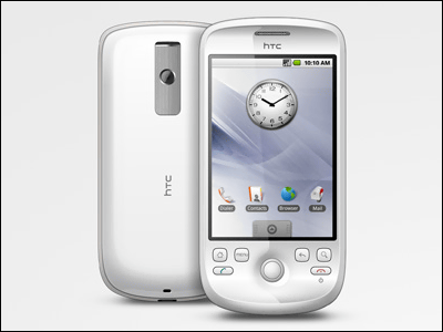Japan's first landing, NTT docomo finally released Android mobile