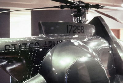 Triceratops helicopter that is likely to appear in Zoid