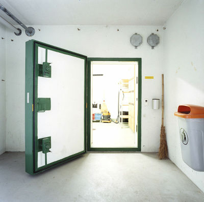 Gigazine for Hdb household shelter design