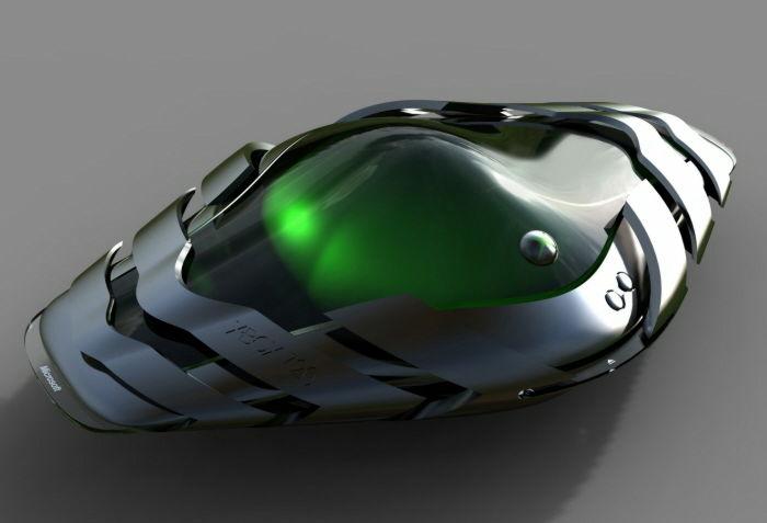 近未来を感じさせてくれるps4のコンセプトデザイン Gigazine