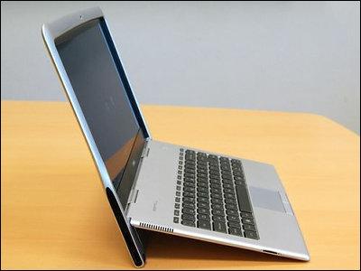 Thinnest Laptop Ever! 0.4\u201d Adamo XPS laptop now waiting for its