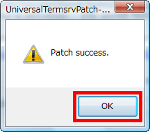 Termsrvdll patch windows xp