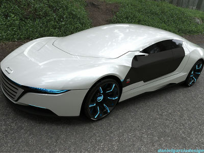 Concept design of Audi A9 with ridiculous specification of ...