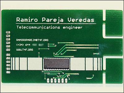 Business card also becomes usb storage made of printed circuit board business card also becomes usb storage made of printed circuit board reheart Image collections