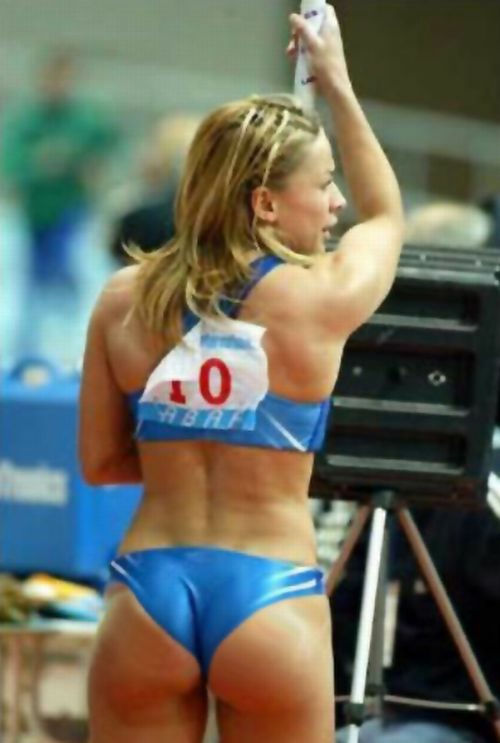 Sexy female athletes with big butts picture 735