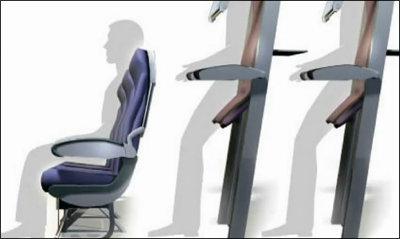 立ち乗り座席