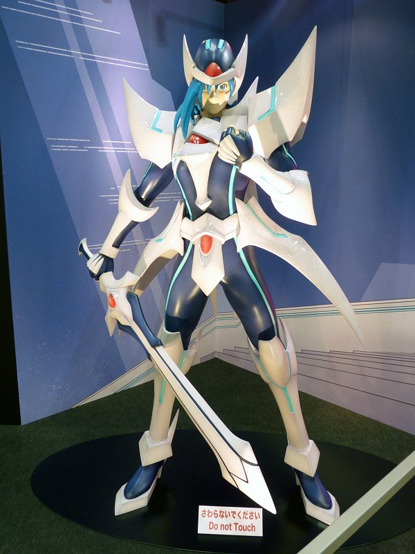 Life Sized Ultraman Kamen Rider Pretty Cure And More At