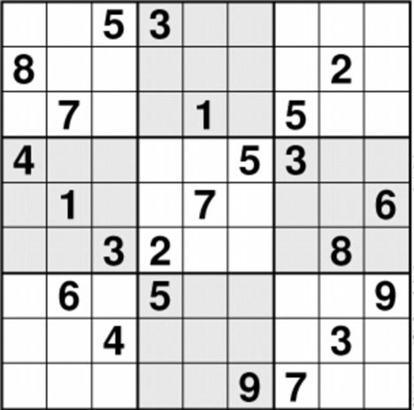 The hardest Sudoku in the world