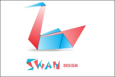 日本の折り紙にインスパイアされたロゴデザイン&チュートリアル - GIGAZINE