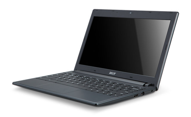 Googleの「Chrome OS」を採用したノートパソコン「Chromebook」2機種が ...