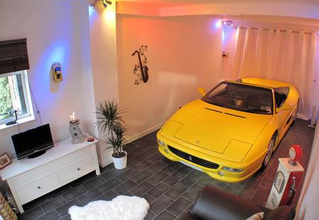 Gigazine for Garajes por dentro