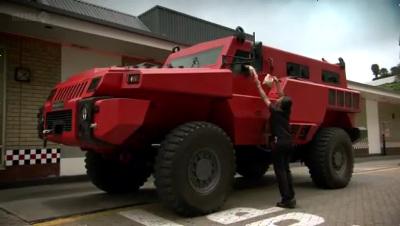 Marauder Truck