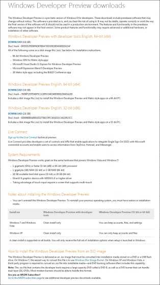 Windows 8 release preview (64-bit)   software downloads   techworld.