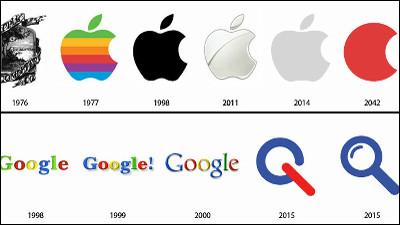 超有名企業のロゴはこれから先どのように変化していくのか 09月22日13時41分デザイン 緑茶の