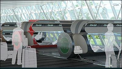 最高時速6500km・約6時間で世界1周できる交通機関「Evacuated Tube Transport」