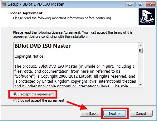 BDlot DVD ISO Master v3.0.2 ダウンロード