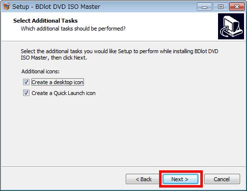 SoftaRO(ソフタロウ)   BDlot DVD ISO Master