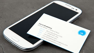 Built in nfc chip business card that knows the partners photo built in nfc chip business card that knows the partners photo video information etc when held over a smartphone colourmoves