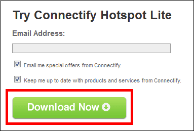 free download connectivity hotspot
