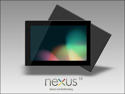 「Nexus 7」32GBモデルやAndroid 4.2搭載の10インチタブレット「Nexus 10」など発表予定か ...