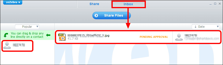 how to send huge files