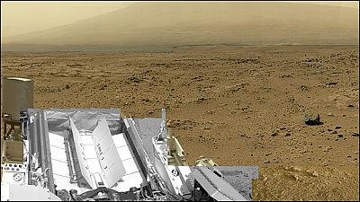 火星を撮影した10億ピクセルの高解像度画像をNASAが公開