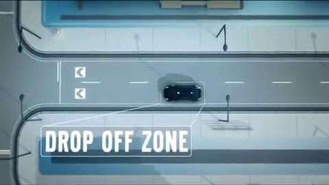 自転車の 車 自動運転 駐車 : 車に空きスペースを探させ駐車 ...