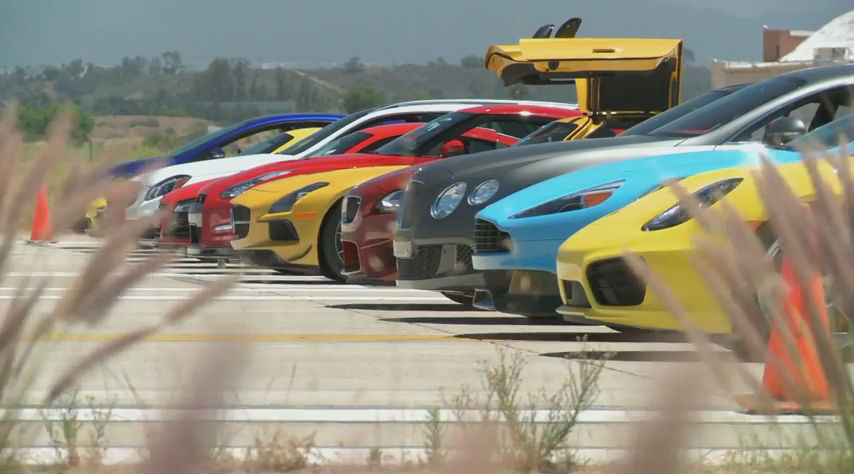 super luxury drag race movie by 11 cars quotworlds greatest