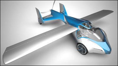 空飛ぶ自動車「AEROMOBIL 2.5」の開発がスロバキアでも進行中