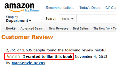 Amazon Founder Jeff Bezos Wife Added One In Amazon Reviews And