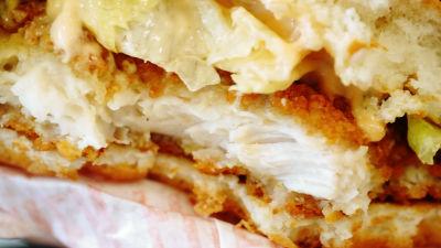 マクドナルドの新チキンフィレオはむね肉使用でクーポン価格なら満足度 ...