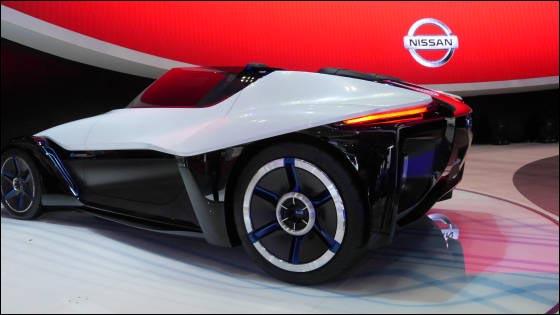 Ev Concept Car With Zero Co2 Emissions Quot Bladeglider Braid Glider Quot Haste Photo Review Gigazine