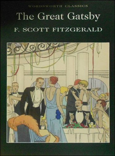 """book report of the great gatsby """"i was crazy about the great gatsby,"""" holden there's that incomparable run of amazing writing at the end of the book, in which gatsby is gone and the."""