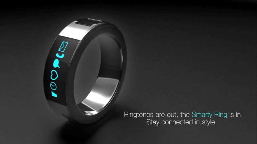 Image result for smarty ring