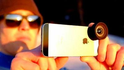 映画用カメラレンズの技術を駆使した高性能スマホ用レンズ「Moment」