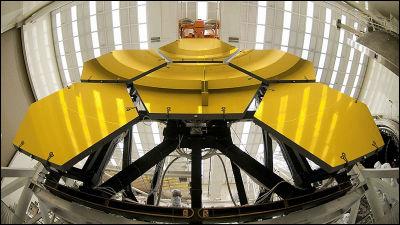 ハッブルの後継となる巨大宇宙望遠鏡「Webb」の開発風景が高画質写真&ムービーで公開される