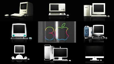 初代Macintoshデビューから30周年を記念してAppleの歴史を垣間見ることができる特別コンテンツが公開中