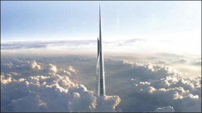 世界一の高さ1000メートル超えの...