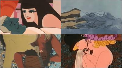 大人向けアニメ映画黎明期の印象的な10本の作品