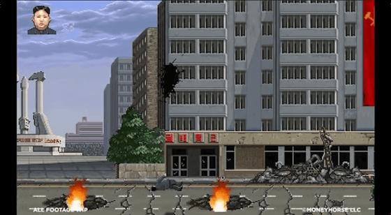 北朝鮮の金正恩が馬にまたがって米兵を蹴散らすアクションゲーム「金正恩無双」が発表される